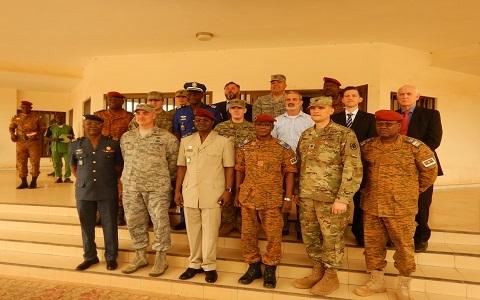 Coopération militaire Burkina - USA: Douze ans après, l'on réfléchit à son renforcement