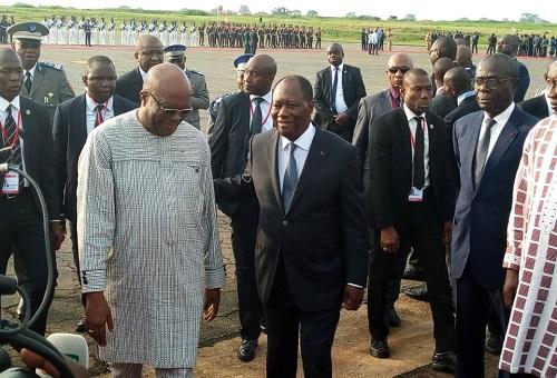 Coopération Burkina-Côte d'Ivoire: Les présidents Alassane Dramane Ouattara et Roch Kaboré satisfaits des progrès enregistrés par le TAC