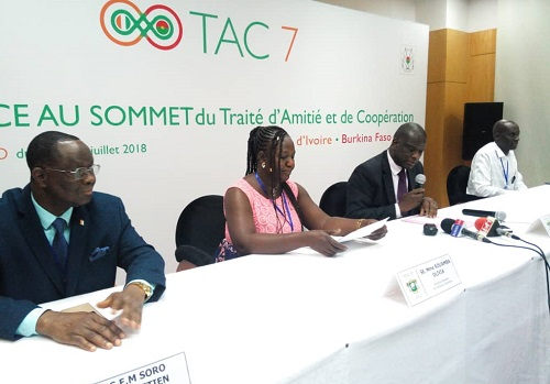 Coopération Ivoiro-burkinabè: Etat de lieux de grands projets d'infrastructures routières et ferroviaire