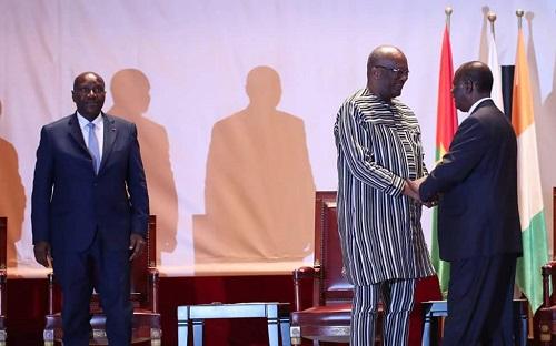 Traité d'amitié et de coopération (TAC) Côte d'Ivoire - Burkina Faso: Signature de quatre nouveaux accords